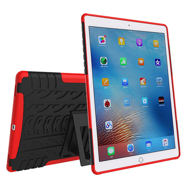 China Manufacturer Tablet cover 2017 Hard Rugged case for iPad Pro 9.7