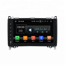 New model pure android 8.0 system full touch 8 core DAB mirror link car monitor for B200 2016