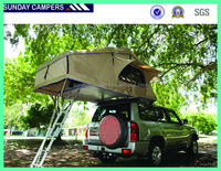 Camping Off-Road family travelling Adventure roof tent