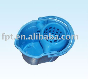 hydro-extracting cage mould