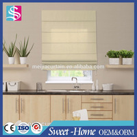 Meijia Sun Shade Roman Blind Mechanism Without Cord