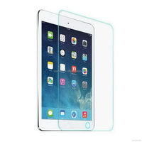 Durable hot sale tempered glass screen guard for ipad 4