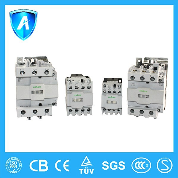 6511 NO NC contact SEMKO approval 220V coil voltage ac magnetic contactor