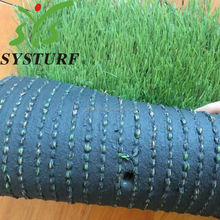 Waterproof colorful artificial landscaping lawn/synthetic grass