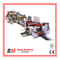 Widely used fully automatic sheet flattening machine