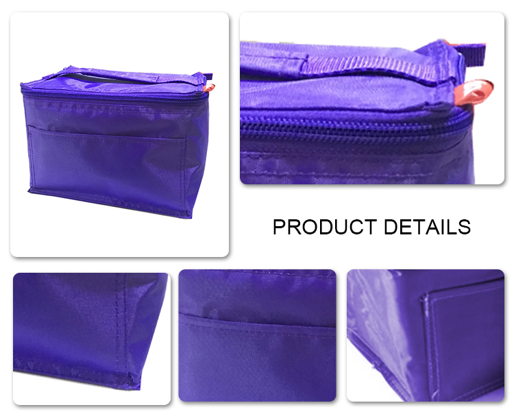 Factory hot sales school lunch box bag with the best quality