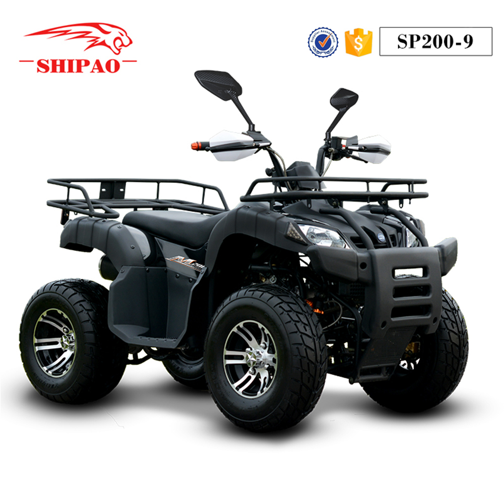 SP200-9 Shipao 4*2 liquid cooled atv quad racing