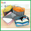 Encai Wholesale Organiser Pouch For Clothes/Travel check Portable Underwear Storage Bag/Nylon Mesh Toiletry Bags In Bag(S)