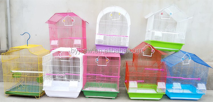 BAIYI Metal Wire Hamster Cage For Sale Free Sample