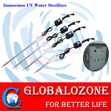 ultraviolet rays sterilizer submersible UV lamp