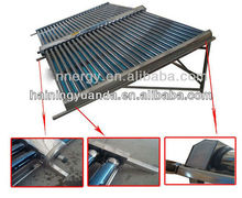 Non-pressure solar collector use for projects (50Tube model )