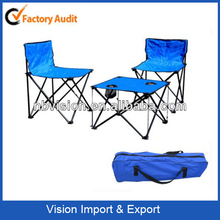 Outdoor Leisure Camping Folding Table and Chairs Set