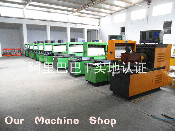 Common rail injector and pump injector repair machine