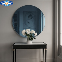 Best price 6mm copper free decorative large wall mirror