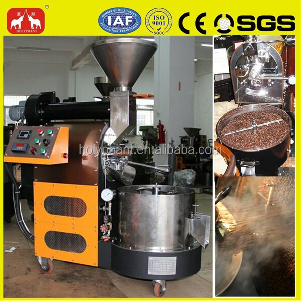 60 year experience professional coffee bean roaster