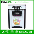 automatic soft pre-cooling system ice cream vending machine
