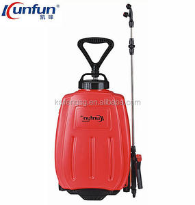 KUNFUN SUPPLY HIGH QUALITY AGRICULTURE AND GARDEN RECHARGEABLE BATTERY TROLLEY POWER SPRAYER