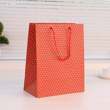 excellent fashion Funky Balloons Red paper printed gift bag for kids and children