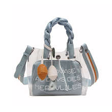 Women Summer Beach Bag Pvc Clear Transparent Purse Knitting Small Shoulder Bags <strong>Designer</strong> Jelly Bag
