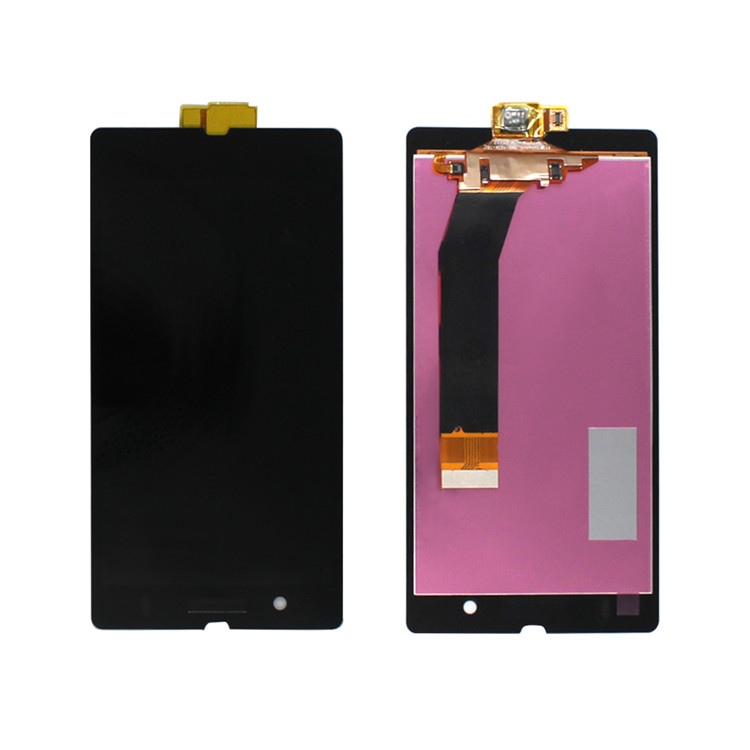 lcd touch screen for sony xperia z1 digitizer assembly