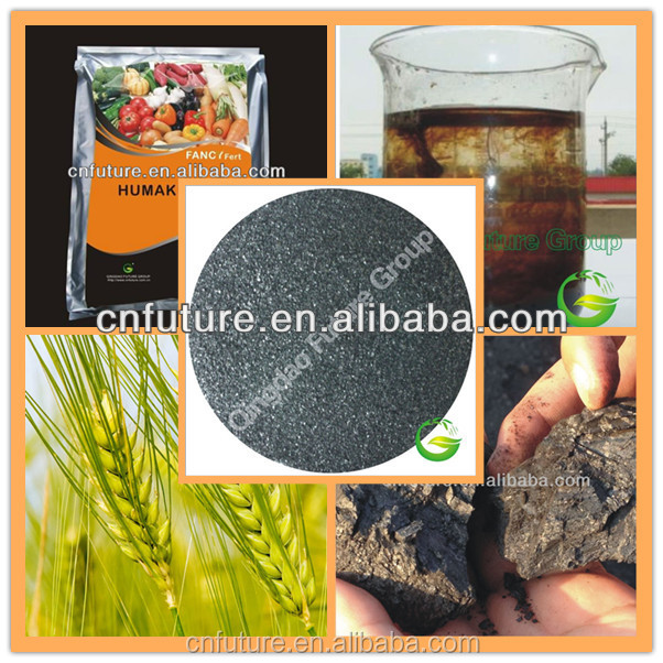 Agriculture Organic Water Soluble Humic Acid Potassium Humate