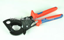 LK-250 Copper-aluminum cables cutter Ratchet Cable wire Cutter