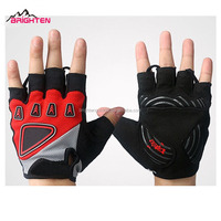 wholesale bicycle gloves/custom cycling gloves/half fingers gloves with competitive price