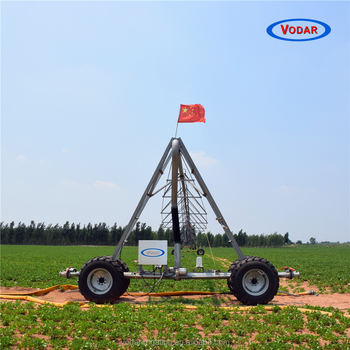VODAR Hose-Drag Automatic Linear Lateral Move irrigator