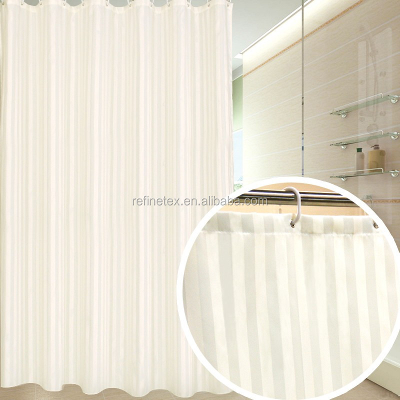 shower curtain hotel used bathroom shower curtain polyester shower
