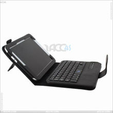 Businiess styl bluetooth keyboard case for galaxy note 8.0 (PU Leather) P-SAMNOTE80CASE004