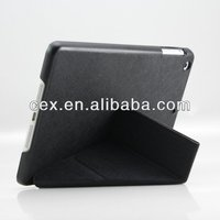 High Quality Universal Ultra Thin Transformer Smart Leather Case For Apple iPad mini iPad mini 2 Retina