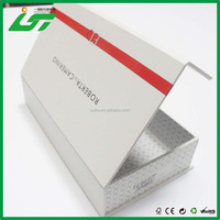 High quality magnetic closure mobile case packaging box