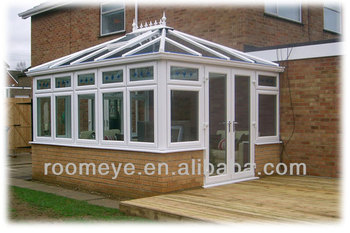 Schueco conservatory buy diy conservatory prefabricated for Prefab conservatory