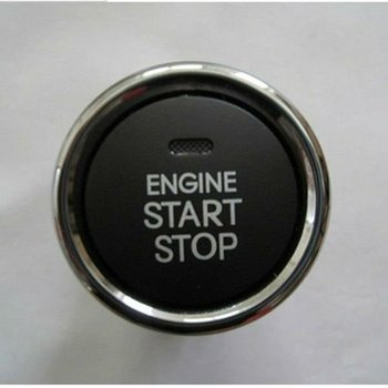 Push button smart key engine start system for Toyota Highlander