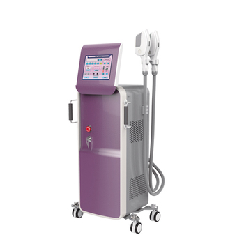Medical ipl shr 3 in1permenent hair removal machine shr ipl beauty salon equipment with ce approved
