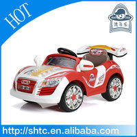 2016 children toys electric motor car with MP3