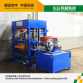 Factory directly sell hydraulic system QT4-30 diesel no electricity block machine