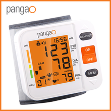Wrist Blood Pressure Meter with rechargeable battery