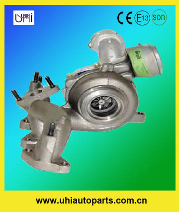 Engine CLJA BKD AZV - GT1749V TURBOCHARGER 724930-5009S 724930-5010S 724930-9009S FOR Audi A3, VW GOLF TOURAN, Seat Leon TDI 2.0