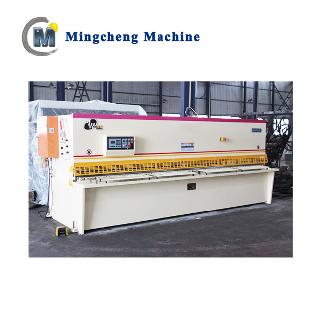 cnc shearing machine tile cutting tools bending machine for metal cutting
