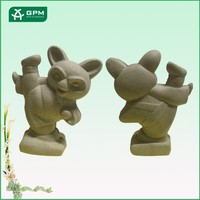 Hot selling molded paper handicraft wholesale made in China