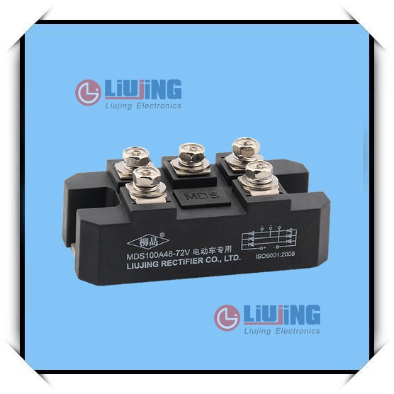 power semiconductor eupec d 8415 45t 501 1sh6 cathode stud and anode stud fast recovery diode telecom rectifier