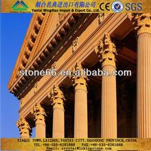 laizhou stone decorative outdoor pillar