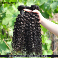Cheap Factory Price Fashion High Quality Wholesale Best Selling Human Raw Unprocessed curly gray hair weave