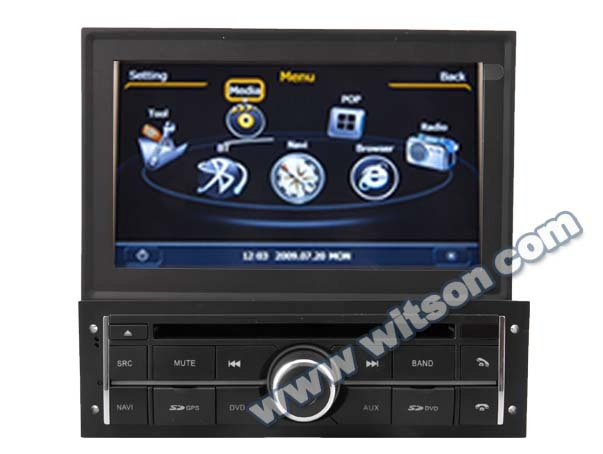 WITSON AUTO CAR <strong>DVD</strong> <strong>GPS</strong> FOR MITSUBISHI <strong>L200</strong> 2010-2012 WITH A8 CHIPSET DUAL CORE 1080P V-20 DISC