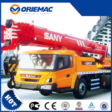 SANY STC160C 16 ton small mobile cranes for sale