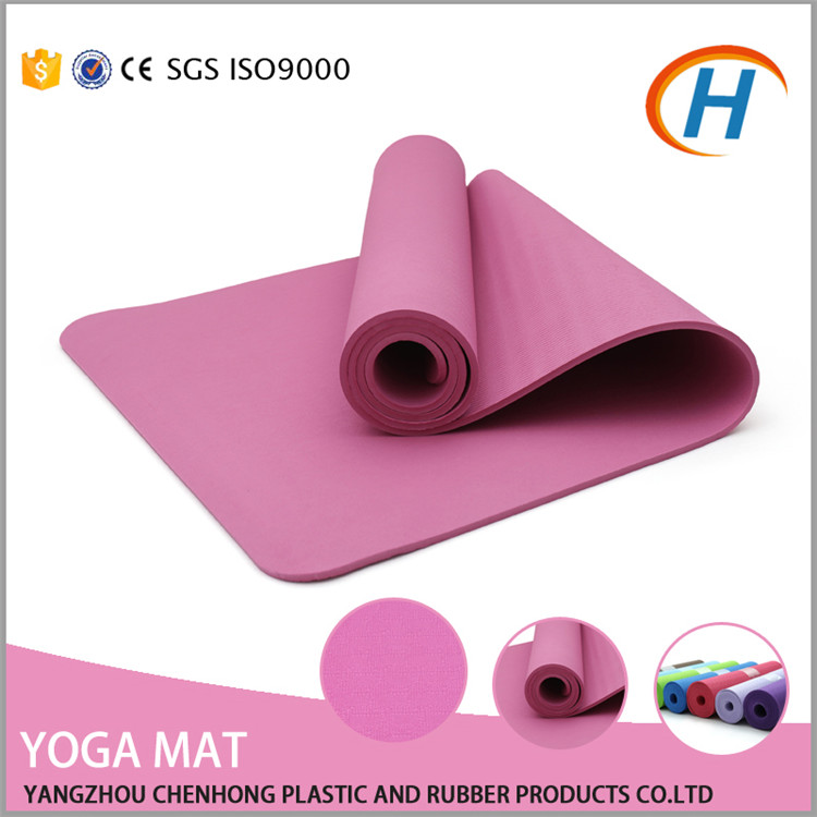 Easy to carry Anti-Slip Sport Mat For Yoga,Pilates Mat,Yoga Gym Mat