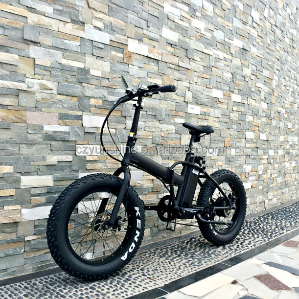Hasky fat tyre, 48v 500w High power best electric bike
