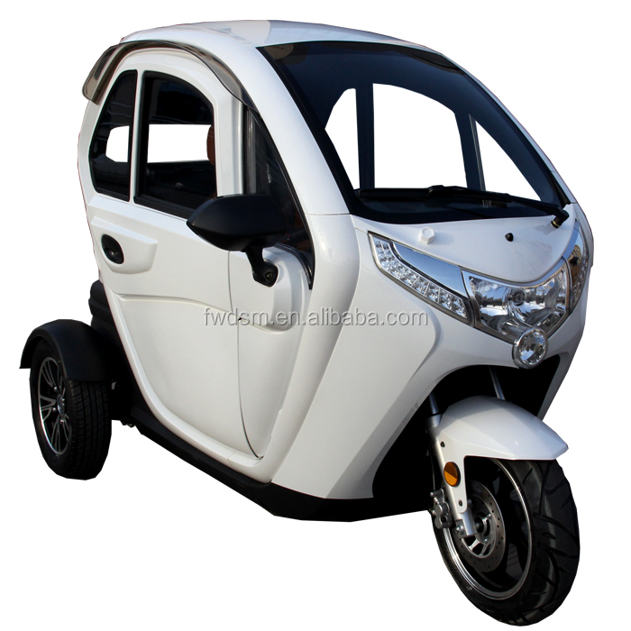 1500W 60V 3 wheel cheap electrical 2 seat mobility e scooter adult tricycle for sale