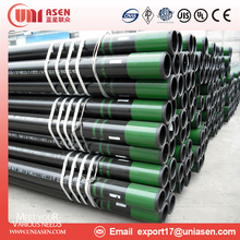 China Manufacturer API 5CT ERW Casing Steel Pipe